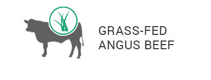 Grass-Fed Natural Angus Beef Icon