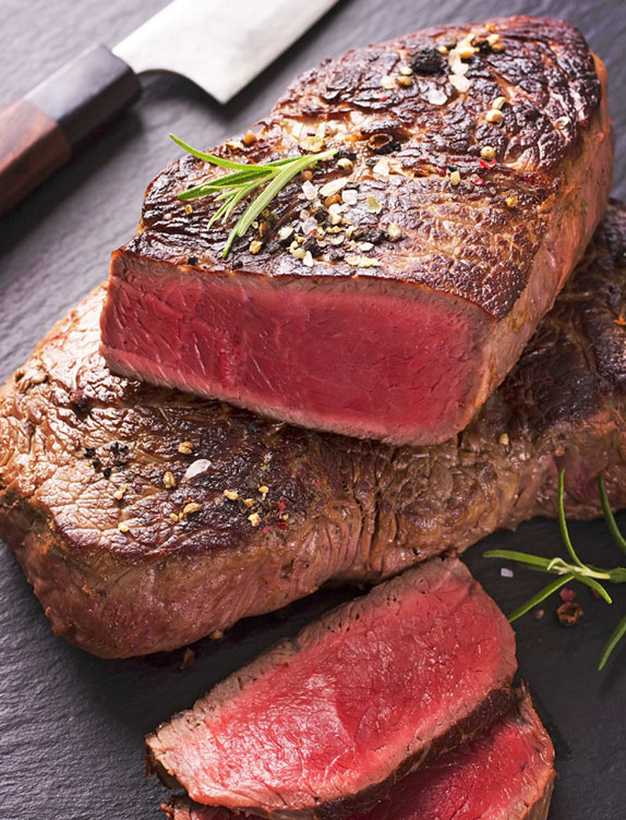 Premium Angus Beef Strip Steak